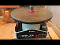 How-to fix DELTA SA350K SPINDLE SANDER with Broken Oscillating Mechanism