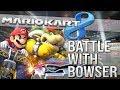 BATTLE WITH BOWSER | Mario Kart 8 Online | Wii U
