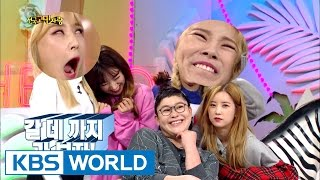 Baixar - Mamamoo And Apink Gives It All To Young Ja Hello Counselor 2016 10 10 Grátis