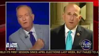 Gohmert: Our Commander-in-Chief Will Not Secure The Border
