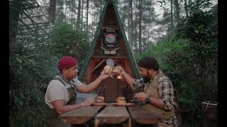 BBQ Mountain Boys Episode 6 : Cabin-made Burger