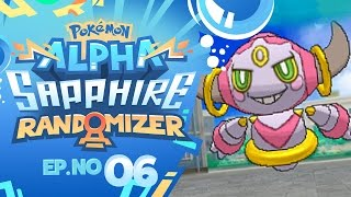 YOU WONT BELIEVE IT! | Pokémon Omega Ruby & Alpha Sapphire Randomizer Nuzlocke - Episode 06