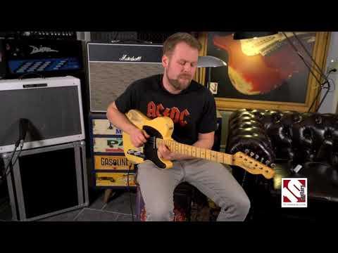 2015 Fender Telecaster '51 Heavy Relic Masterbuilt