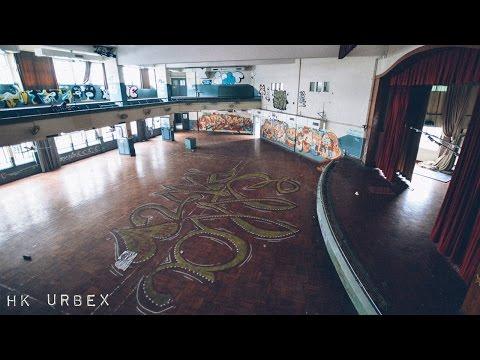 HK URBEX: Huge empty school in HK