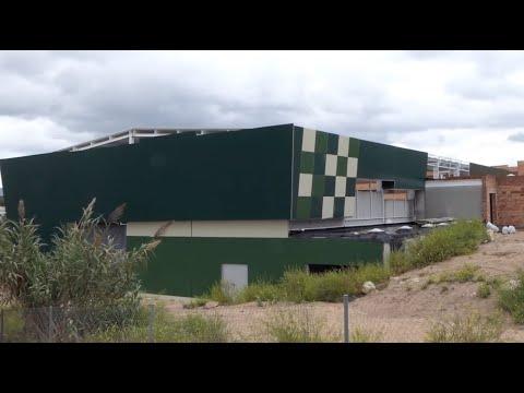 VÍDEO: Adjudicadas las obras de emergencia en el Pabellón Deportivo de la zona oeste de la ciudad