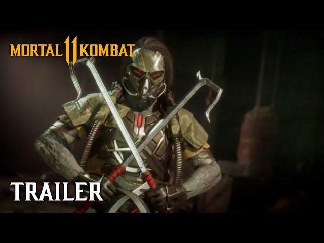 kabal mortal kombat characters with masks
