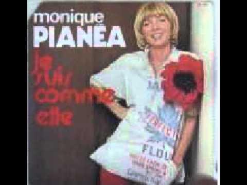 Monique PIANEA - Je suis comme elle (1977)