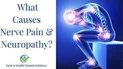What Causes Nerve Pain, Neuropathy & Fibromyalgia?