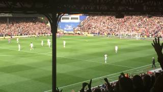Jason Puncheon Goal 1-2 Crystal Palace vs Man Utd 2015