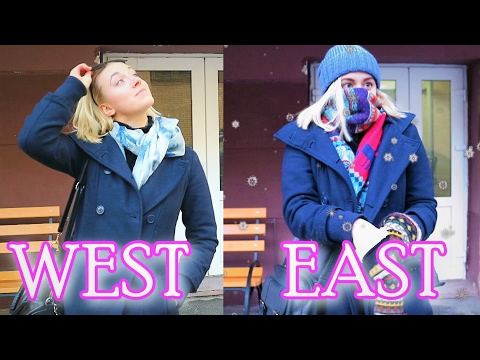 Tourist in West Europe vs East Europe : stereotypes