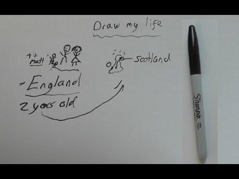 ASMR - Draw My Life