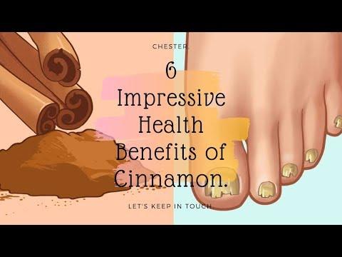 6 Impressive Health Benefits Of Cinnamon