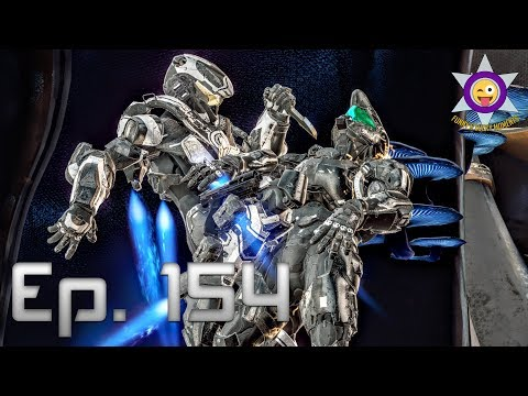Halo Funny and Lucky Moments Ep. 154