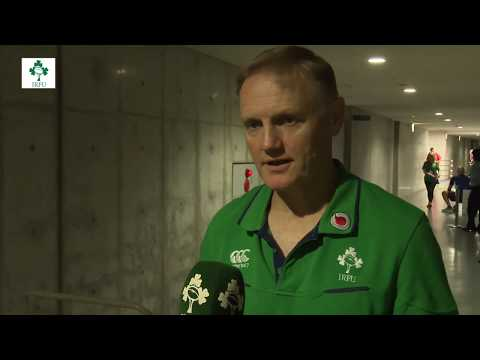 Irish Rugby TV: Joe Schmidt Reflects On Ireland's Summer Tour