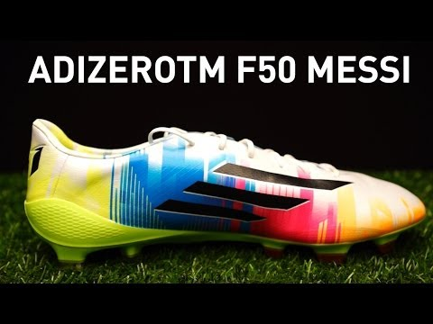 Review bota adidas adizeroTM F50 Messi