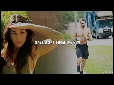 brie & seth | walk away from the sun