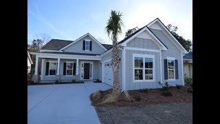 New Home For Sale In Hampton Lake Bluffton SC With Four Bedrooms