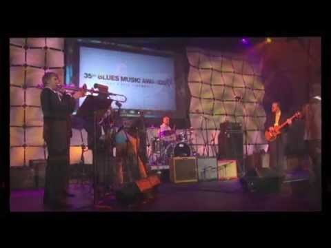 35th Blues Music Awards, Memphis TN - Frank Bey & Anthony Paule - I Just Can't Go On