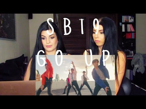 SB19 - GO UP M/V   REACTION