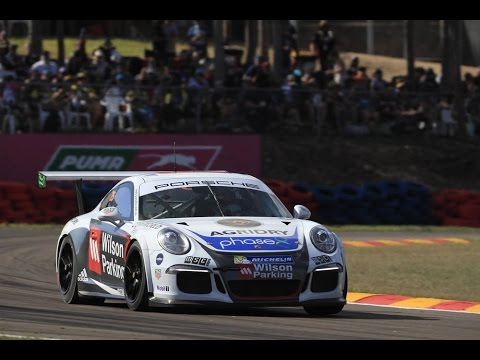 Carrera Cup Australia: Hidden Valley Raceway, Race 1
