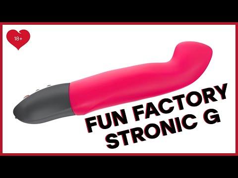 ОБЗОР FUN FACTORY STRONIC G – Пульсатор для женщин [Точка Любви]