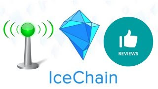 Криптовалюта IceChain (ICHX) обзор и новости. Крипта для начинающих 2019