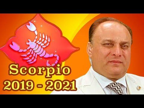 Scorpio Yearly Horoscope   Jupiter's Transit From 2019
