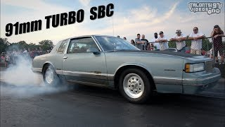 Small Block Big Turbo Monte Carlo Does The 9.00 Shuffle