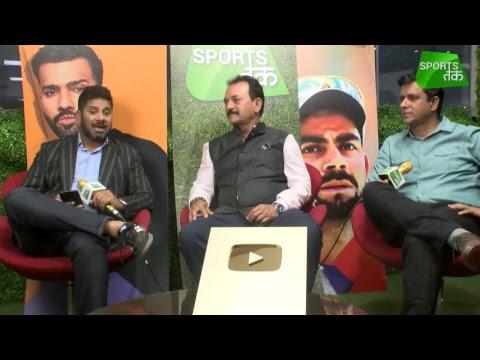 Live: Rohit, Rayudu, Khaleel Lead India To Massive 224 Runs Win | Sports Tak