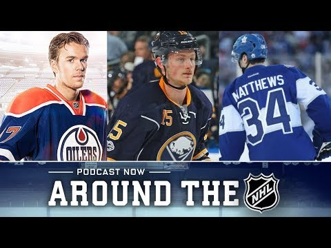 Best Player On Every NHL Team (2017-2018 Season) - Around The NHL Episode 11