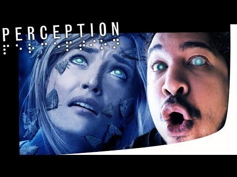 """""""Perception""""- Part 1 : UN JEU D'HORREUR EN AVEUGLE !"""