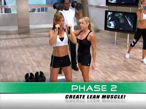 Chalean Extreme - 90 days extreme results with Chalene Johnson