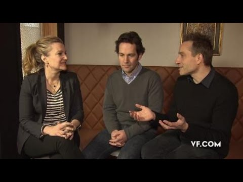 """Paul Rudd and Jesse Peretz Talks to Vanity Fair's Krista Smith About the Movie """"My Idiot Brother"""""""