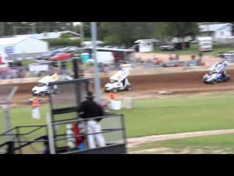 360 Sprint Car Racing - Plymouth Dirt Track