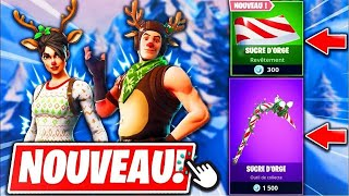"""BIG BUG"" TO HAVE THE SKIN ÉCUMEUSE RED FREE ON FORTNITE!"