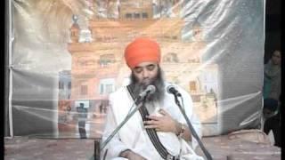 Paramjeet Singh khalsa ji katha( SAKA NEELA TARA- GHALLUGHARA 1984) part- 3 of 3