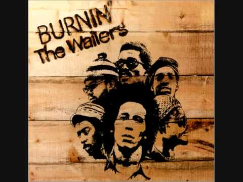 Bob Marley - Burnin' and Lootin' (Lyrics)