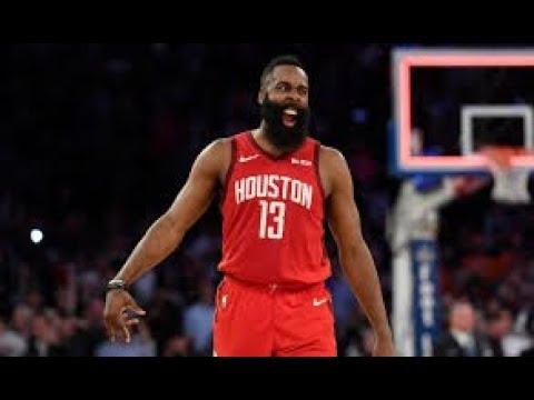 Houston Rockets vs New York Knicks NBA Full Highlights (24th January 2019)