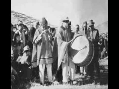 La música de los incas