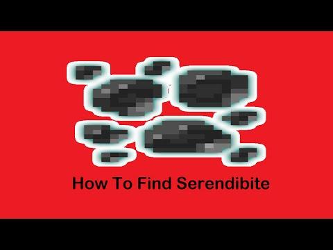 Azure Mines: How To Find Serendibite