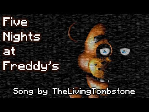 [SFM FNAF] Five Nights at Freddy's (Song by TheLivingTombstone) thumbnail