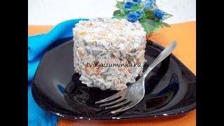 Салат из говяжьего сердца - изысканная закуска на праздничный и обеденный стол