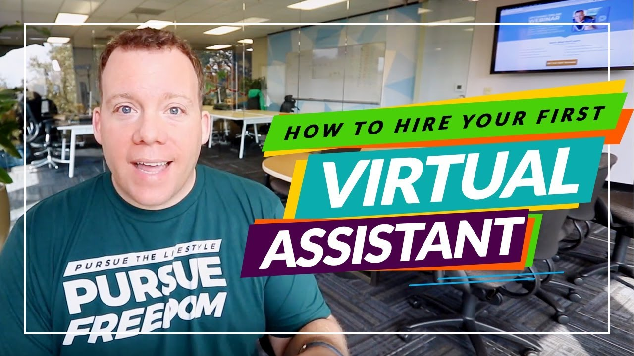 How To Hire Your First Virtual Assistant For Shopify