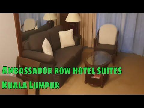 Ambassador Row Hotel Suites by Lanson Place Kuala Lumpur, Malaysia.