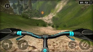 BMX Crazy Rider Offroad Cycle Racing (by Free Games Arcade) Android Gameplay [HD]