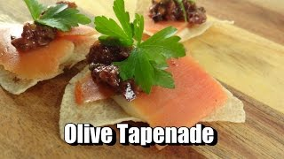 Roasted Red Pepper Olive Tapenade - Using Your Greek Oregano, Peppers, & Shallots