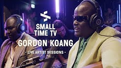 Small Time TV Live Artist Sessions - Gordon Koang