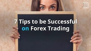 Best Forex Trading Tips for beginners - Learn to trade forex