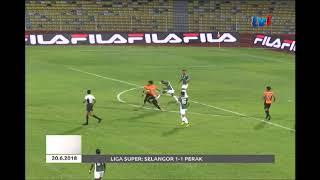 LIGA SUPER - PKNP FC 1 - 2  MELAKA UNITED [20 JUN 2018]