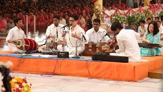 Carnatic Concert by Mr. Chong Chiu Sen & Presentation by SSSIHMS - 21 Nov 2013